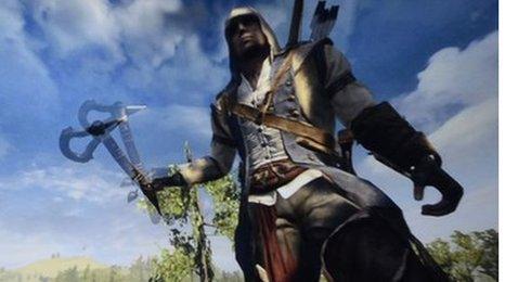 Assassin's Creed 3 screenshot