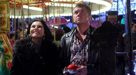 EastEnders Christmas 2012