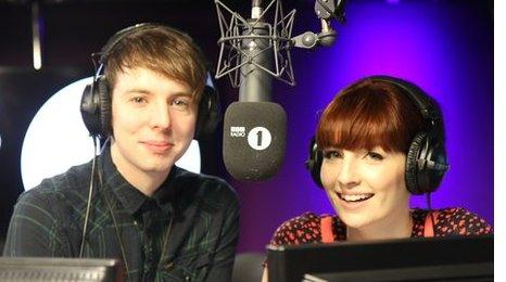 Phil Taggart and Alice Levine