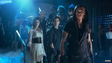 Jamie Campbell Bower in The Mortal Instruments