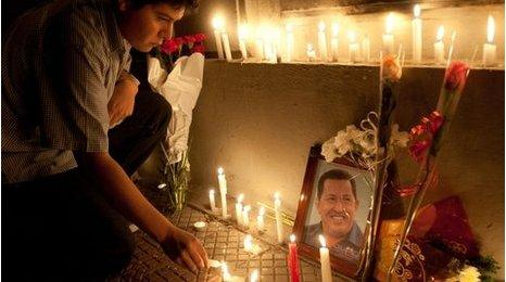 Hugo Chavez memorial