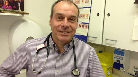 Tom Coffey is a GP at Brocklebank Health Centre in Earlsfield, south-west London