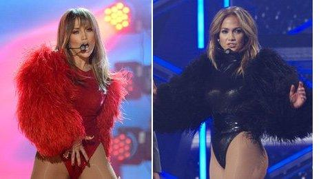 Jennifer Lopez's outfits