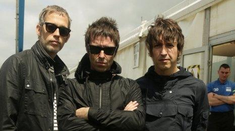 Beady Eye at Glastonbury