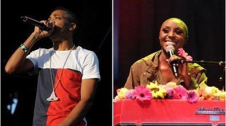 Wiley and Laura Mvula