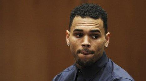 Chris Brown arrested at rehab facility in Los Angeles