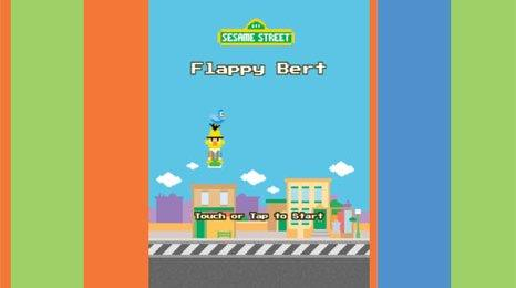 Flappy Bert game