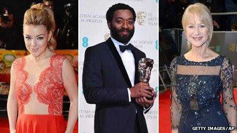 Sheridan Smith, Chiwetel Ejiofor and Dame Helen Mirren