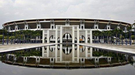 Bukit Jalil National Stadium, Malaysia