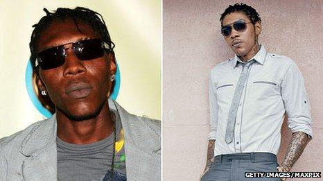 Jamaican music star Vybz Kartel gets life for murder - BBC