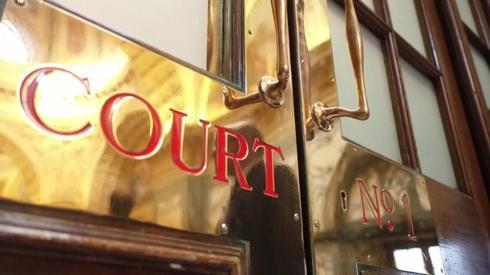 Doors of Court no 1