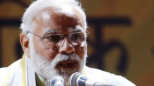 'भाजपा सांसदों पर ख़फ़ा हुए नरेंद्र मोदी'