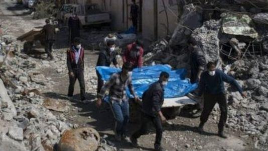 अमरीकी हमले में 200 के मारे जाने की आशंका