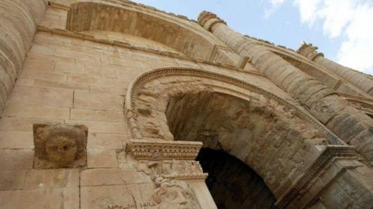 प्राचीन शहर अल-हतरा को इस्लामिक स्टेट से छुड़ाया गया