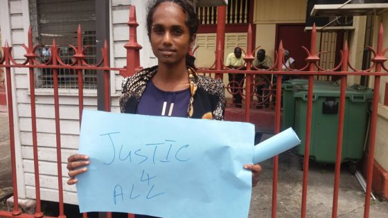 Guyana's transgender activists fight archaic law