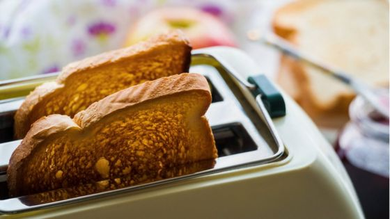 Image result for Browned toast and potatoes are 'potential cancer risk', say food scientists
