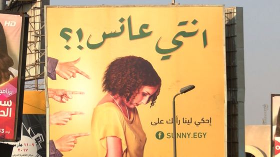 Egypt ad campaign backfires over 'spinster' billboards