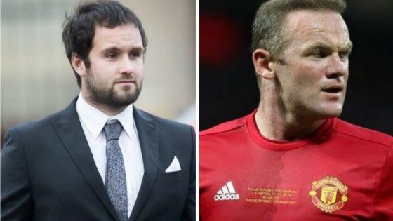 Wayne Rooney break-in bid: Man jailed