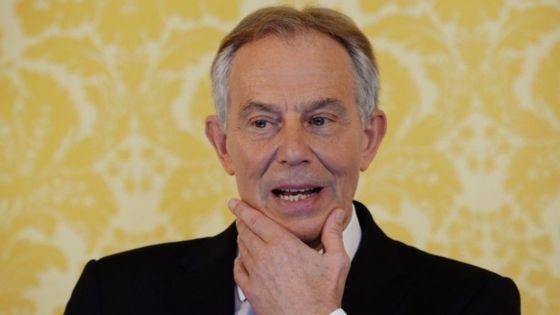 Tony Blair considering future role in British politics - BBC News