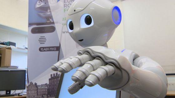 A robotic revolution in healthcare - BBC News