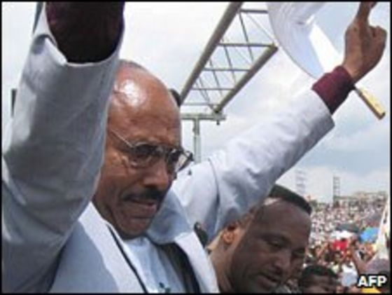 Image result for Former CUD and AEUP Party Founder Engineer Dr.Hailu Shawul has passed away