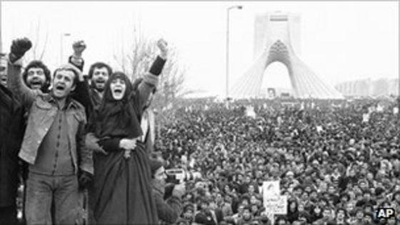 white revolution iran essay