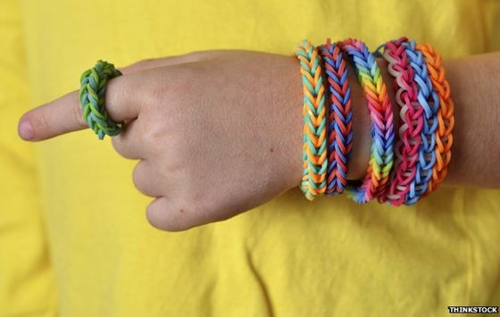 Loom Band Safety 'unsafe' Loom Band Charms