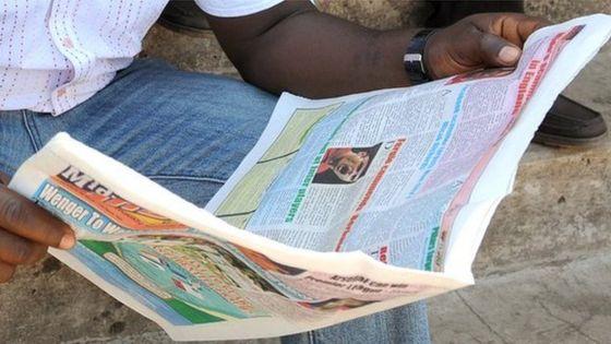 Nigeria's 'brown Envelope'