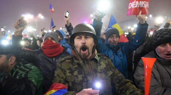 Người Romania muốn cắt khối ung thư tham nhũng