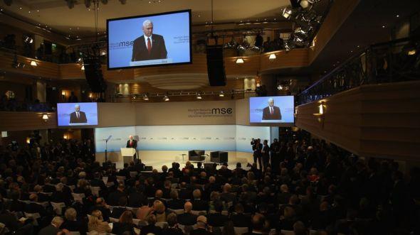 Hội nghị An ninh ở Munich