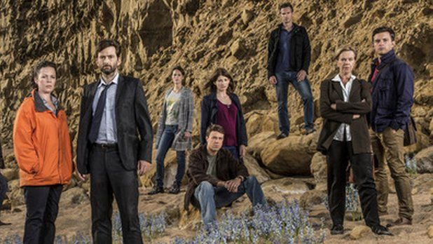 Broadchurch series 2 cast