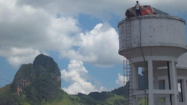 La Penitenciaría General de Venezuela (PGV)