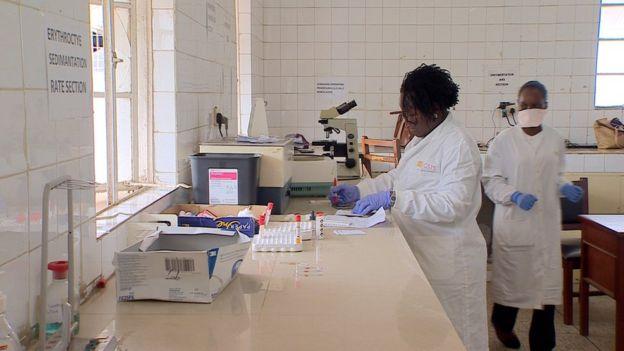Connaught lab
