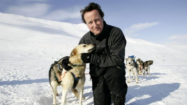David Cameron in 2006