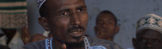Koranic teacher Alioune Badara Seydi