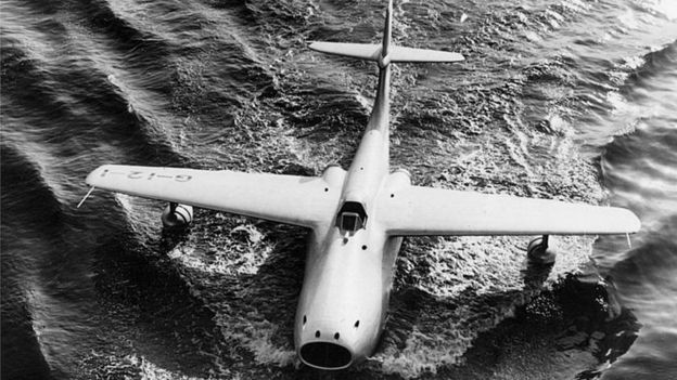 Saunders Roe A1 flying boat