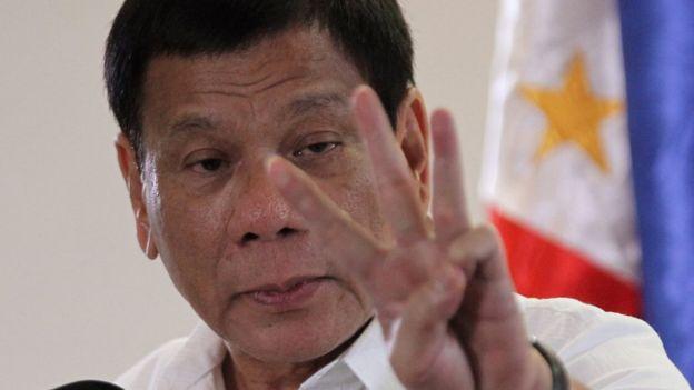 菲律宾总统称「不放弃南海仲裁裁决」