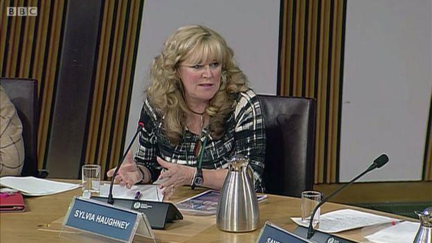 Sylvia Haughney