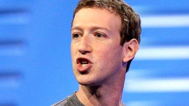 مارک زکر برگ Facebook Suicidal Identify algorithm