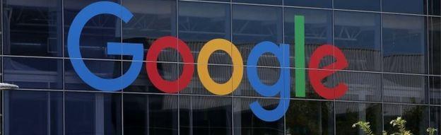 Google's headquarters in Mountain View, California, 11 February 2015
