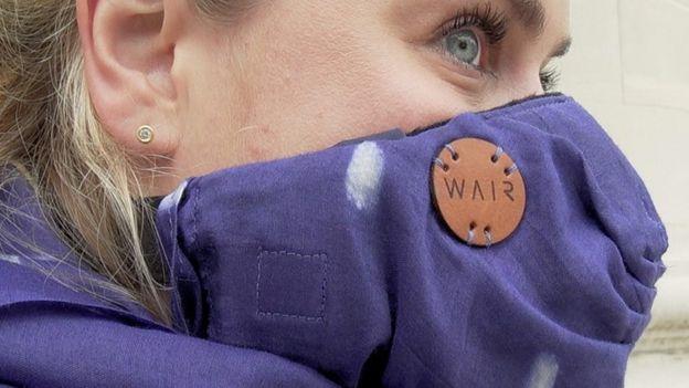 Wair es una bufanda inteligente