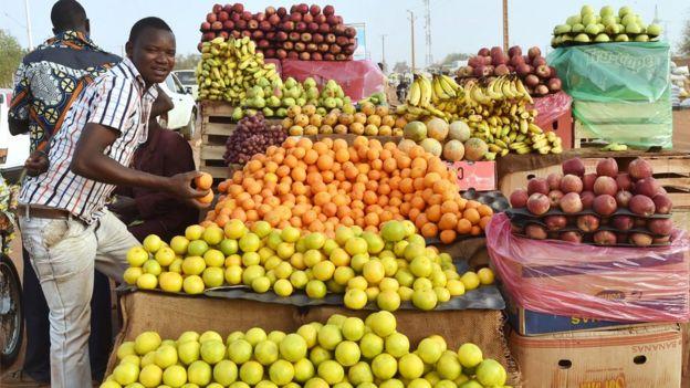 Fruit stallholder