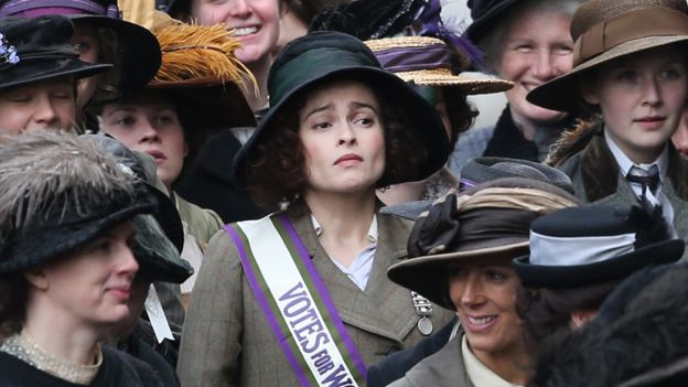 Helena Bonham Carter in Suffragette