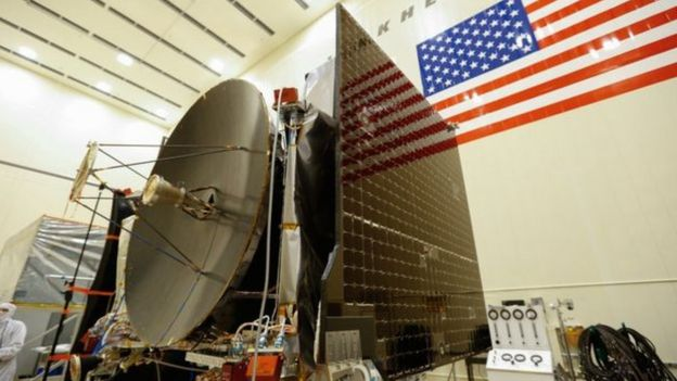 Sonda que será lançada para estudar asteroide Bennu