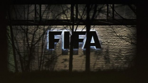 Fifa scandal: Large cash sums frozen by Switzerland