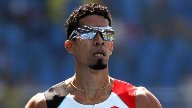 Yasmany Copello se clasifica a la final de 400 metros con vallas