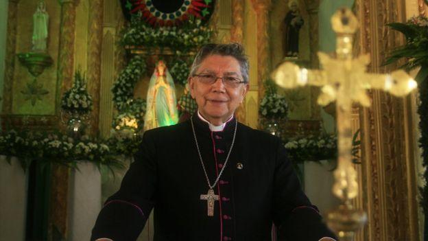 Ubaldo Santana, arzobispo de la Diócesis de Maracaibo