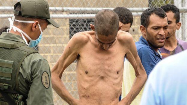 Un preso de la PGV