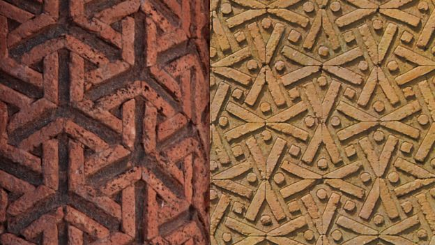 Islamic art inspires stretchy, switchable materials