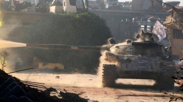 Siku ya Jumapili vikosi vya waasi viliharibu huduma muhimu Magharibi mwa Aleppo